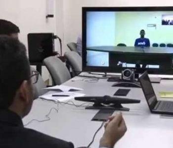 Realização de audiência por vídeo durante a pandemia não configura cerceamento de defesa