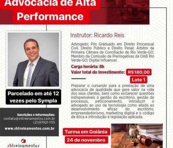 Advocacia de alta performance: Prestação de uma advocacia de qualidade que gere valor na vida dos seus clientes