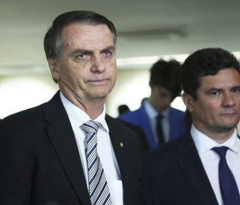 Os desencontros de Moro e Bolsonaro: Ilona, Coaf e excludente de ilicitude