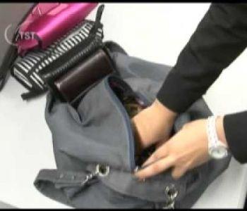 Revista em bolsas e pertences sem contato físico não caracteriza ofensa