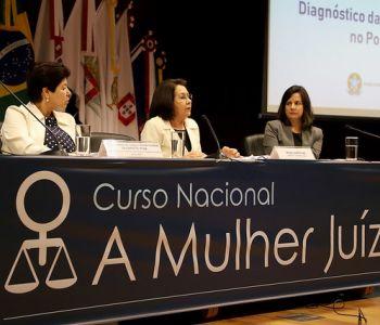 CNJ aponta que participação feminina na magistratura cresce lentamente