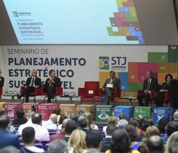 Presidente do STJ prega redução de impactos ambientais negativos