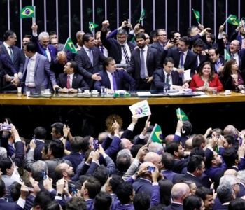 Plenário da Câmara aprova texto-base da reforma da Previdência