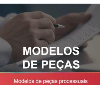 Por que ter modelos de peças processuais de habeas corpus e mandado de segurança?