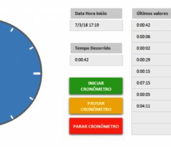 Controle seu tempo com uma planilha de timesheet